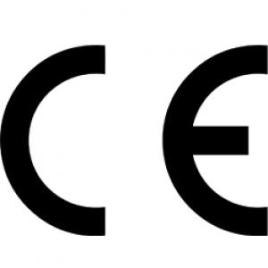 Denna produkt är CE godkänd