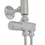Vattenanslutning handdukstork Soma 3