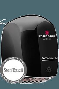 Hygienisk Handtork Soma Airforce med Steritouch