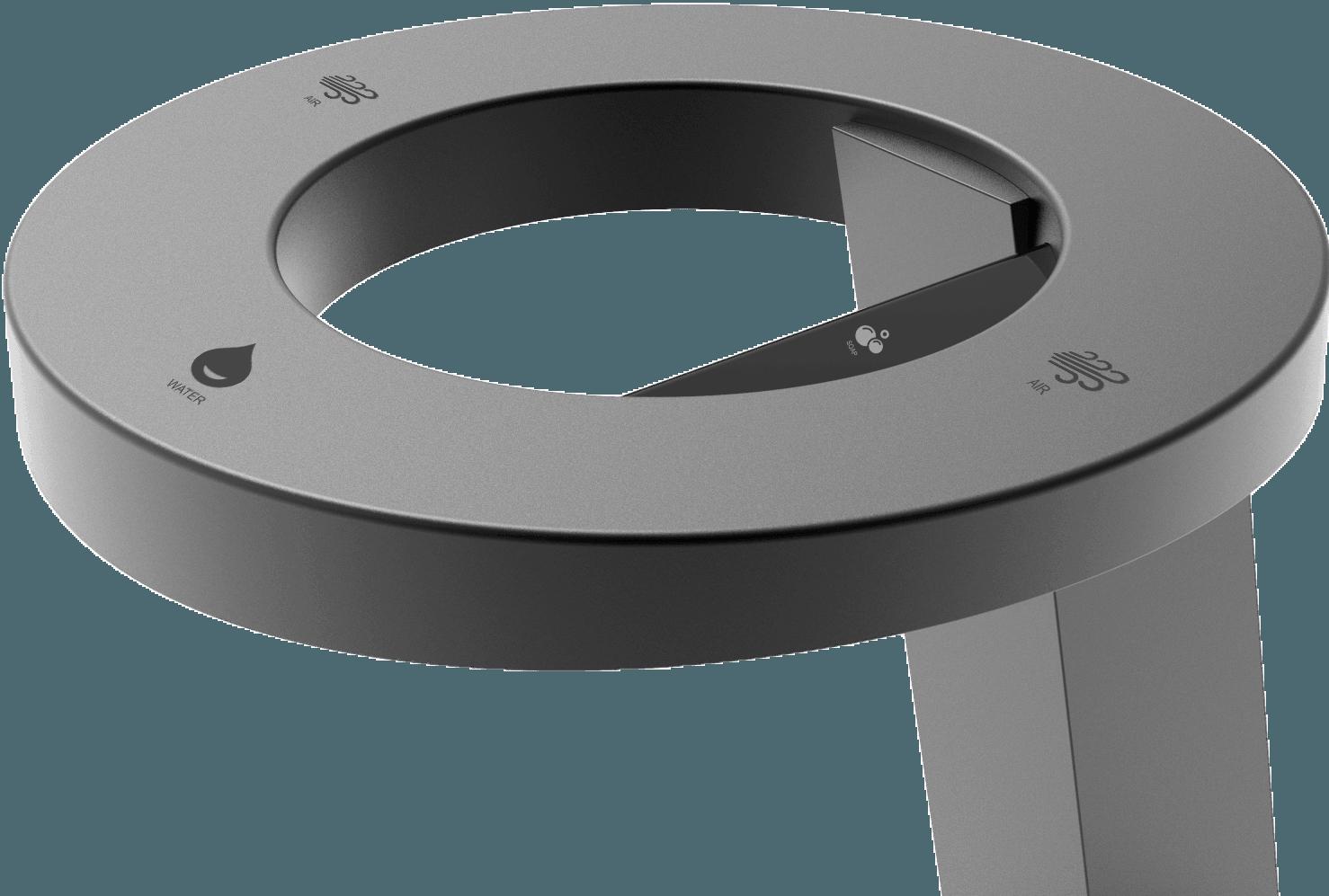 Handtork Soma Concept 3 Svart - handtork, tvål och vattenkran