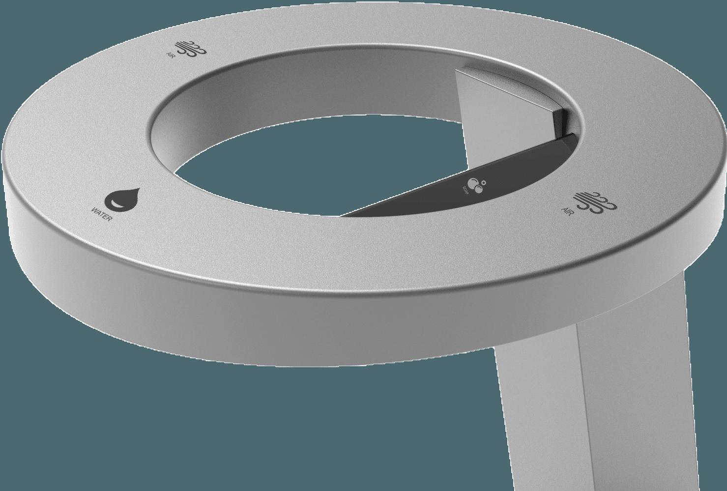 Handtork Soma Concept 3 Titanium - handtork, tvål och vattenkran